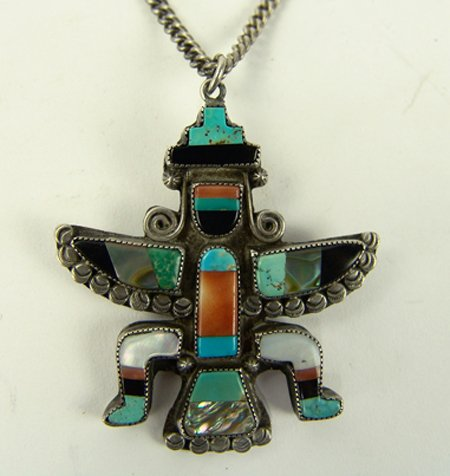 Zuni - The Wing Knife Dancer 1