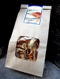 Champignons crabe ou champignons homard