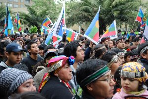 Indiens Mapuches